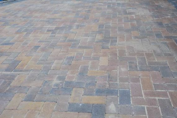 Lincoln block paving